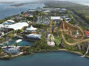 FIRST LOOK: Huge new roller coaster at centre of $50m Sea World revamp