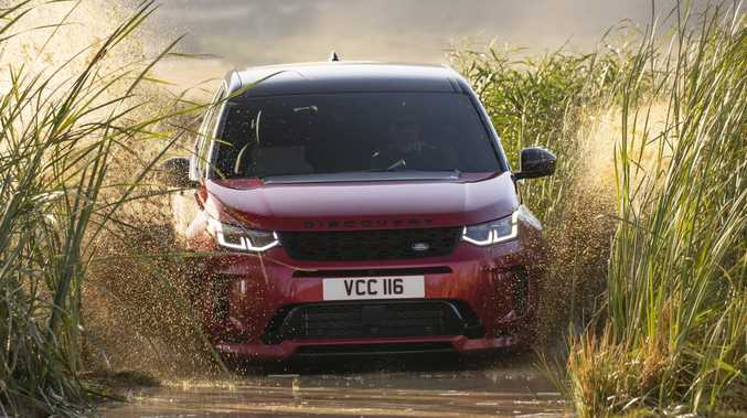 Startling change to new Land Rover