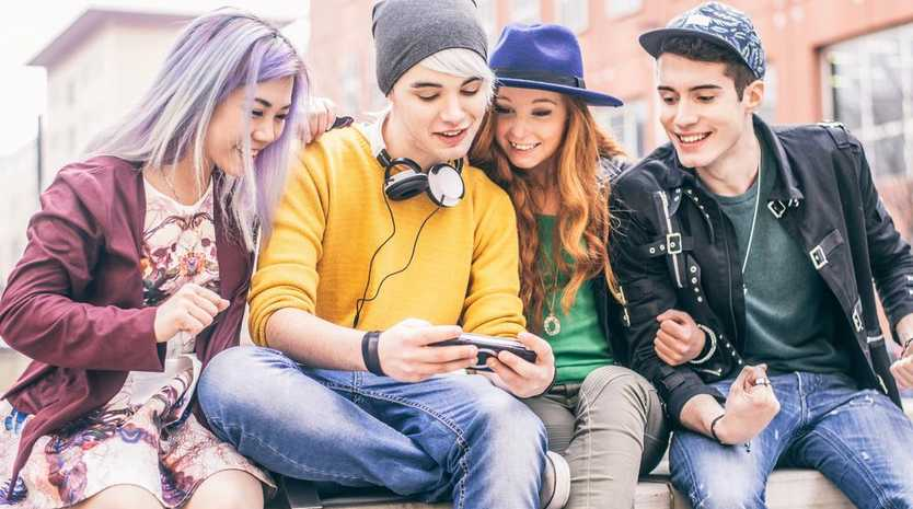 """Today's teenagers are shunning sex, drugs, alcohol and cigarettes amid a rise of the """"deliberate generation"""", research shows. Picture iStock"""