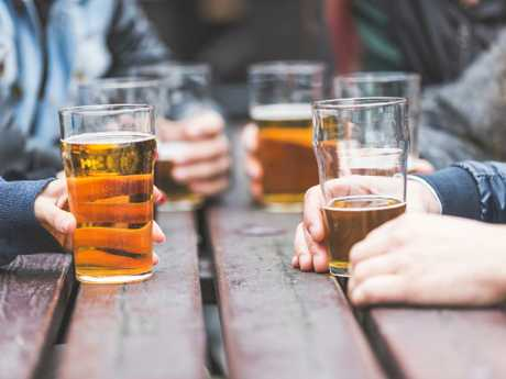 By consuming less alcohol, teenagers are then less likely to engage in drunken sex, start smoking or take drugs while drunk, Mr Toumbourou said. Picture: Getty Images