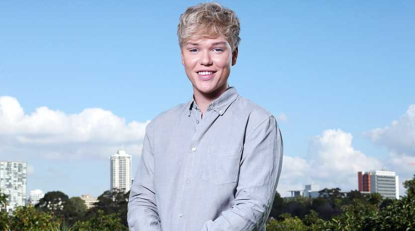 Jack Vidgen won the show and the $250,000 prize money and quickly released an album which debuted at number three on the ARIA charts. Picture: Tim Hunter.