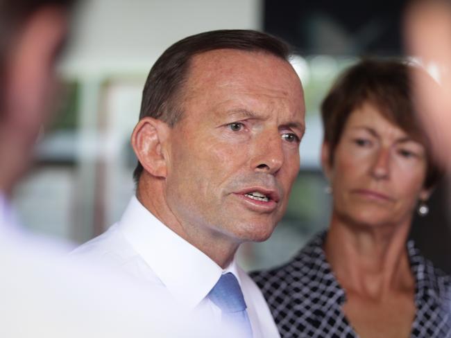 KPMG's Stavros Economides admits to stabbing Tony Abbott election volunteer