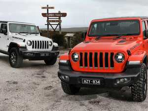Jeep Wrangler gains on-road manners in latest release
