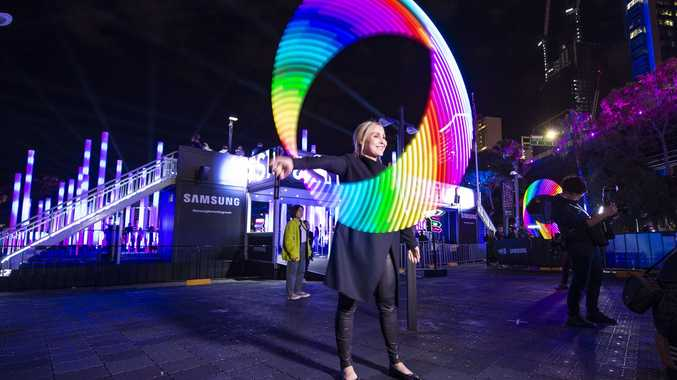 Vivid Sydney 2019: Colours and fun for child in all of us
