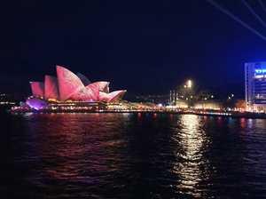 Vivid Sydney 2019 opening night
