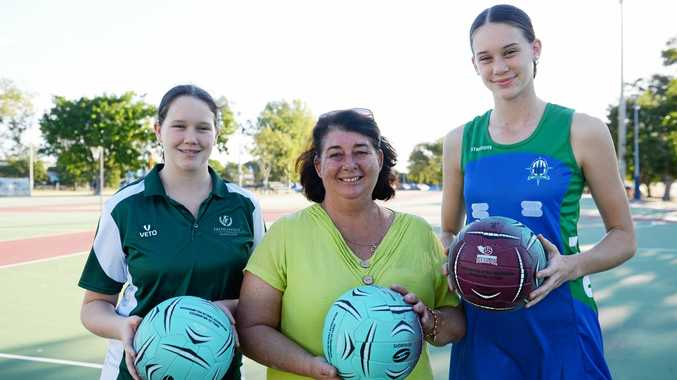 128 teams shooting for glory at Rocky Netball's carnival
