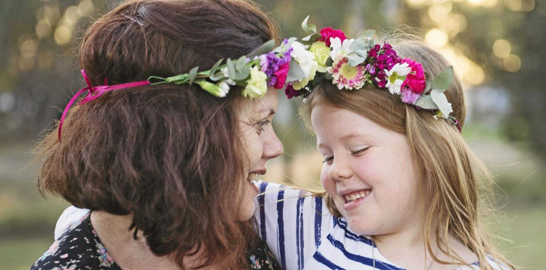 FONDLY REMEMBERED: Leisa Martin with granddaughter Summer McKelvey before her passing.
