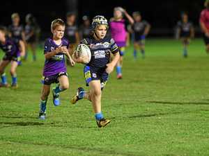 Gympie's cutest rugby league players