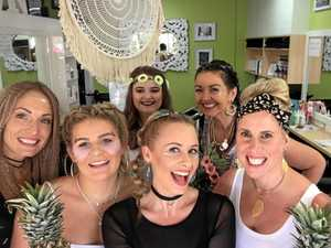 Big Pineapple creates buzz at hinterland salon