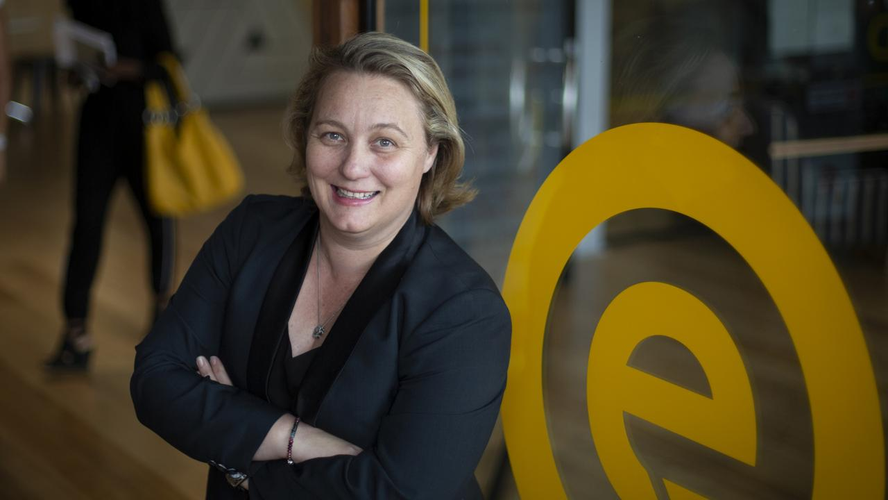 Queensland Chief Entrepreneur and Everledger founder Leanne Kemp.
