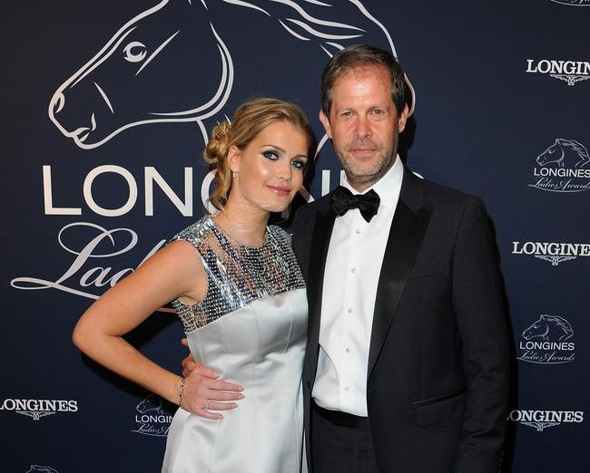 Lady Kitty Spencer and Nico Barattieri di San Pietro on June, 13, 2016 in London. Picture: Eamonn M. McCormack