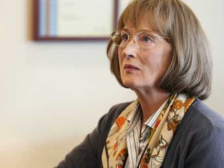She's looking for answers! Oscar-winner Meryl Streep plays Mary Louise Wright. Picture: HBO