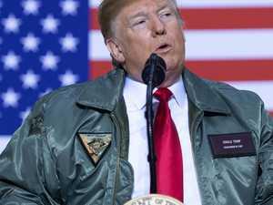 Trump vows retaliation if Iran hits back over assasination