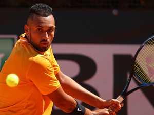 Kyrgios pulls plug on French Open