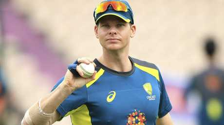 Steve Smith is shaping well with the bat, ball and in the field.