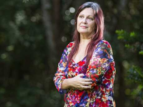 Alison Kirkness has fresh hope of getting to the bottom of daughter Kirra McLoughlin's death. Picture: Lachie Millard