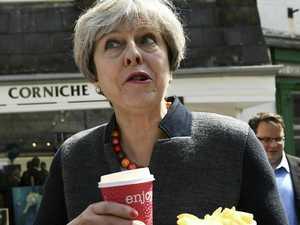 Theresa May's wackiest moments