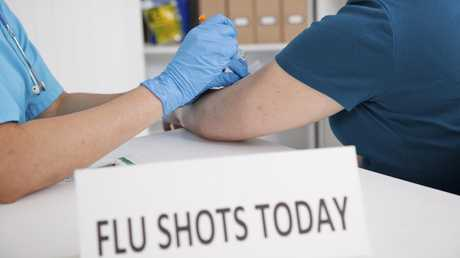 Most GPs and pharmacies are offering the flu shot. Picture: iStock