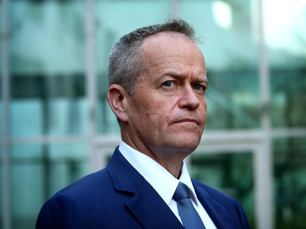 Opposition Leader Bill Shorten. Picture: Kym Smith
