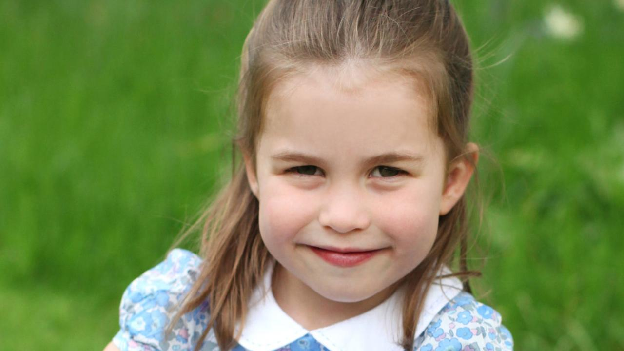 Kensington Palace has announced plans for Princess Charlotte's schooling. Picture: The Duchess of Cambridge