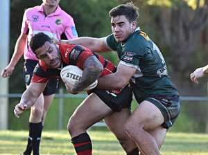 Maroochydore against Stanley River rugby league