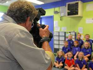 CLARENCE CHATTERBOX: Chance of perfect school pic? Nil