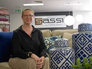 TOWN PROUD: Sassi wants to support locals