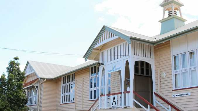 State school entered into heritage register