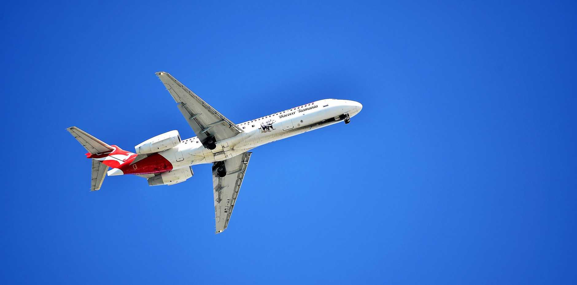 Noosa Council told its constituents about flight path changes four years ago.