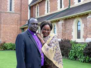 Bishop shares his journey from orphan to man of God