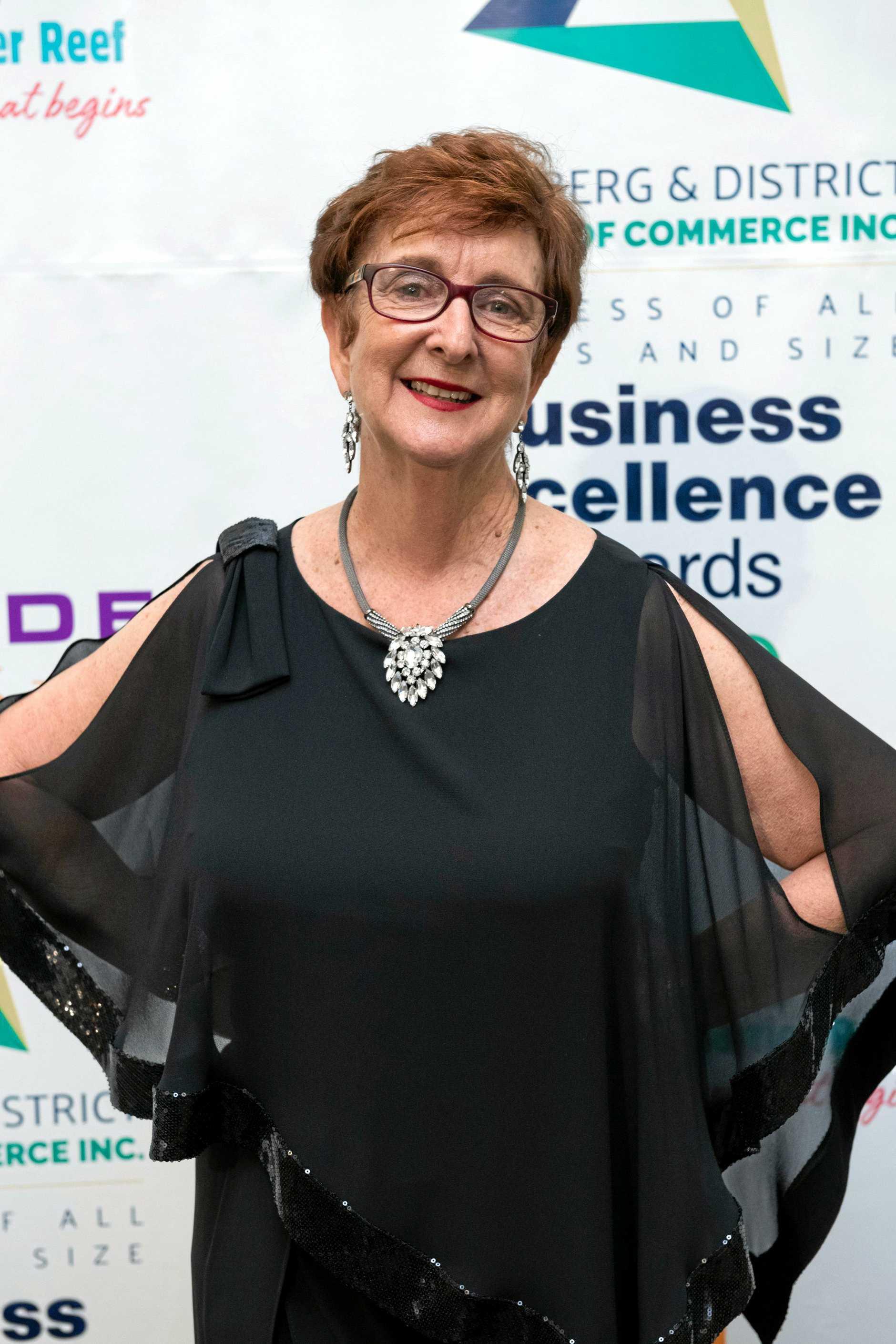 Lifetime Achievement Award winner Trish Mears.