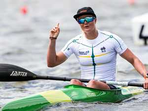 Double delight for our kayakers at World Cup event