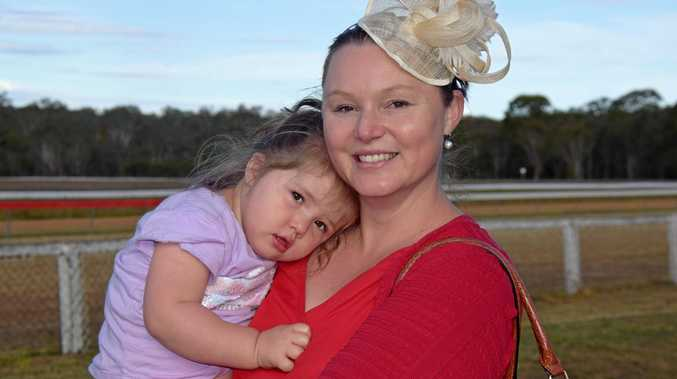 GALLERY: Punters frock up at Nanango Race Day
