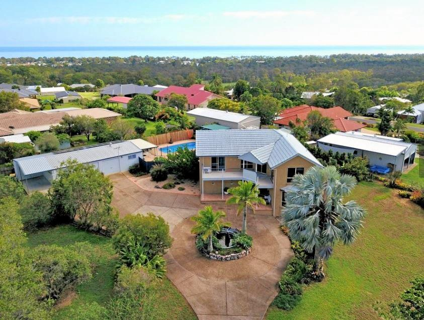 STUNNING VISTA: 77 Straits Outlook in Craignish was the highest reported sale on the Fraser Coast last week, reaching $495,000.