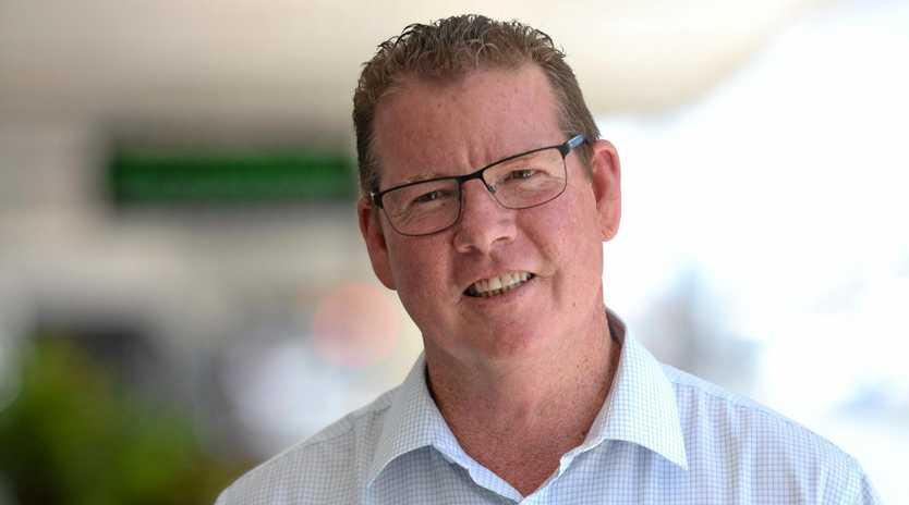 Rockhampton MP Barry O'Rourke.