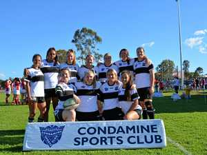 Warwick player scores two tries in women's rugby