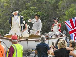 1770 FESTIVAL: What it was like when Cook sailed in