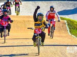 National BMX title for Marsh