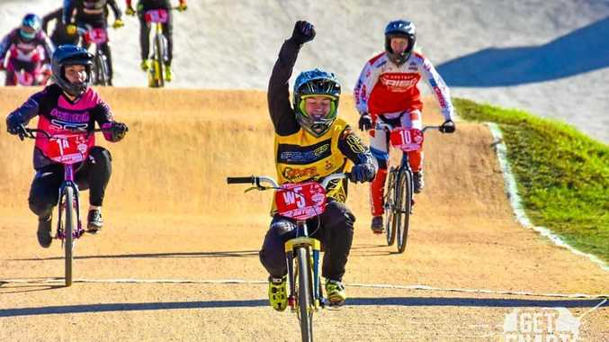 National BMX title for Marsh