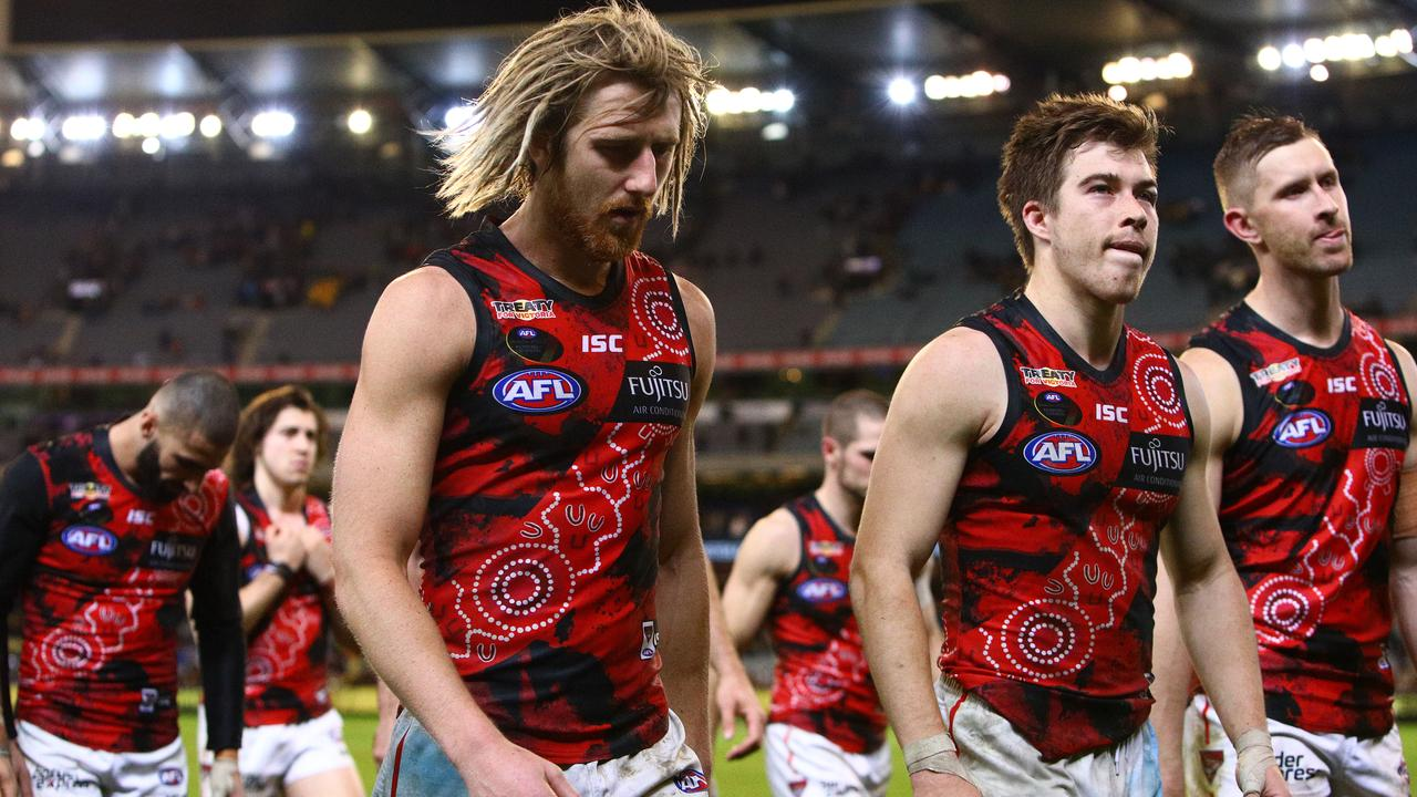 Has Essendon improved at all? Picture: Getty