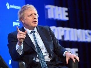 Johnson's rivals say no to 'coronation'