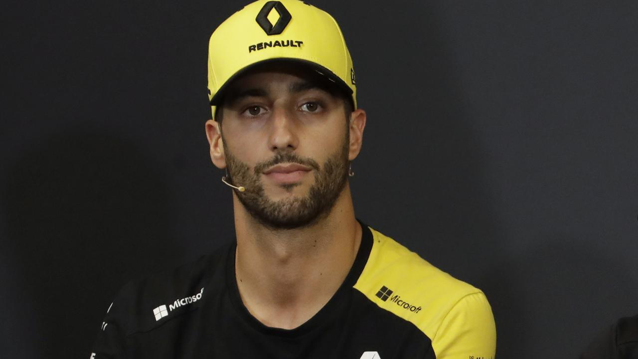 Daniel Ricciardo had his best qualifying session of 2019.