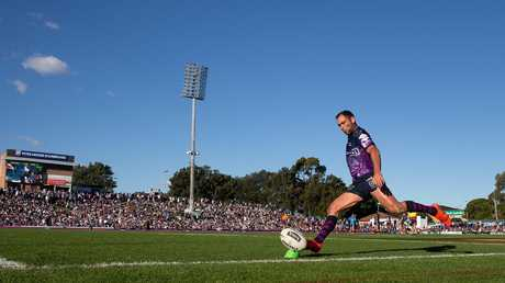 Cameron Smith had a strong day for the away side. Picture: Steve Christo