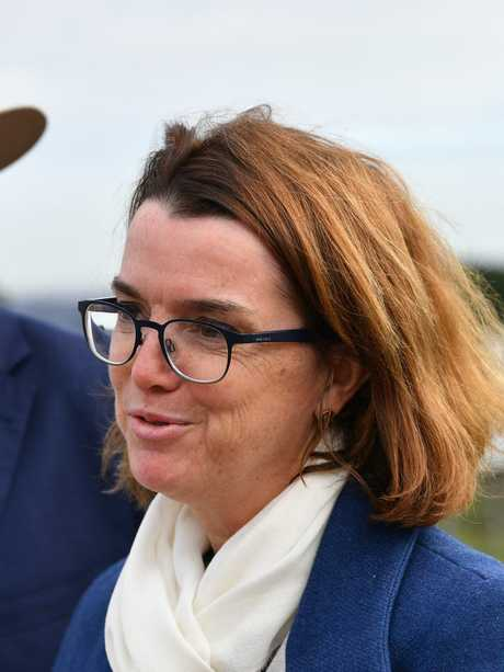 Anne Ruston may be battling it out with Sussan Ley for a spot in cabinet. Picture: AAP