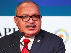 PNG Prime Minister quits in shock announcement