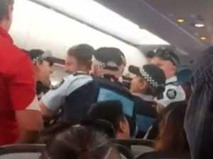 Man filmed in alleged Jetstar attack