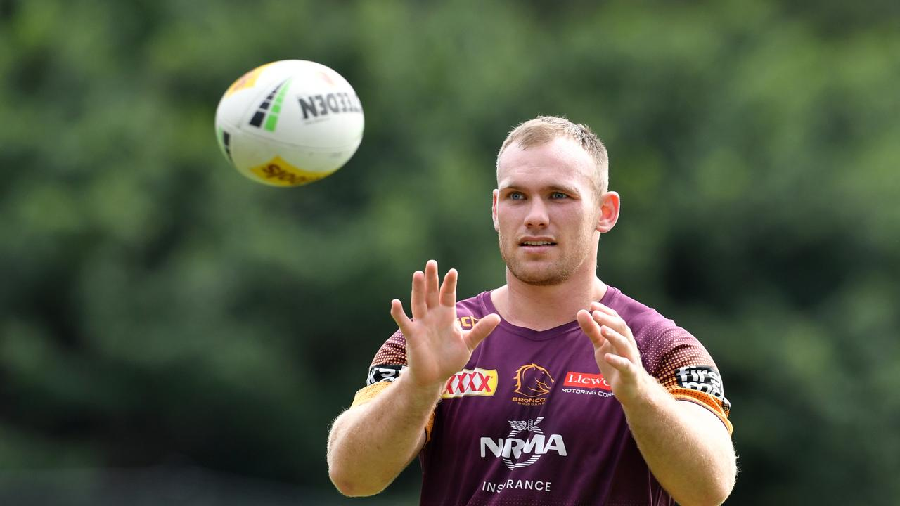 Matt Lodge could extend his stay at Red Hill. Picture: Darren England