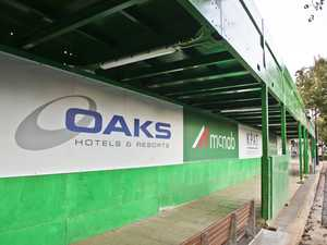 Oaks Hotel to rise from The Glad's rubble after demolition