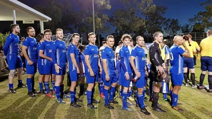 Bluebirds' spirited showing in FFA Cup clash