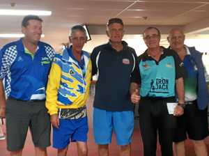 Buderim Prestige Fours competition was well contested